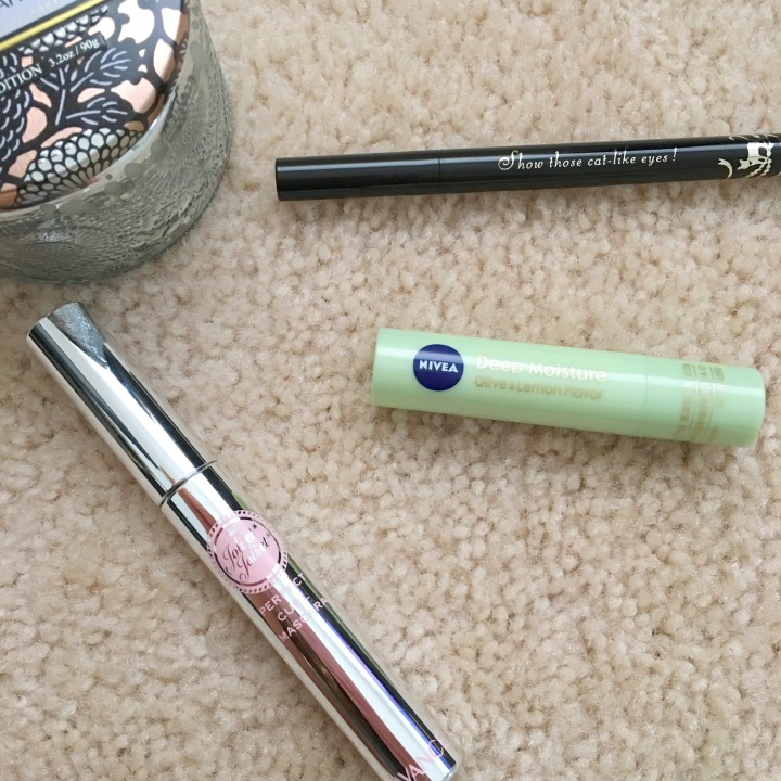 Japanese Beauty Haul: Nivea, Avancé, Integrate